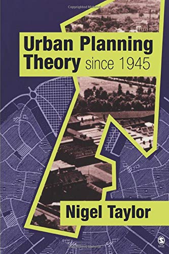 9780761960935: Urban Planning Theory since 1945