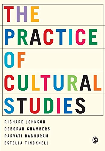 9780761961000: The Practice of Cultural Studies