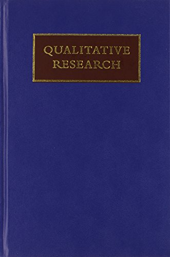 9780761962434: Qualitative Research (Boxed Set): v. 1-4 (Sage Benchmarks in Social Research)