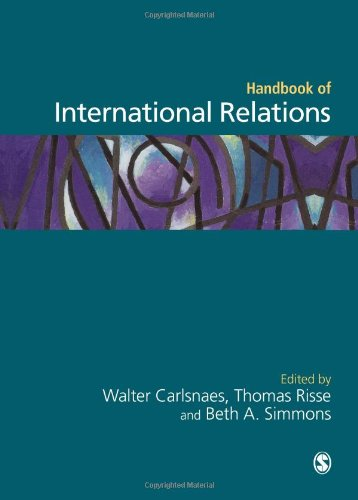 9780761963042: Handbook of International Relations