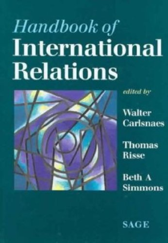 9780761963059: Handbook of International Relations