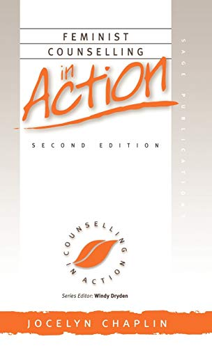 9780761963103: Feminist Counselling in Action (Counselling in Action series)