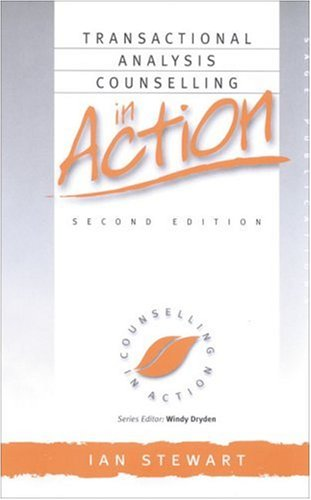 9780761963189: Transactional Analysis Counselling in Action (Counselling in Action series)