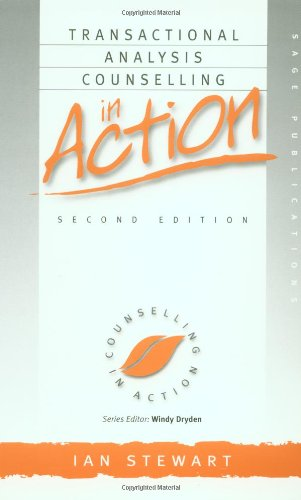 9780761963196: Transactional Analysis Counselling in Action (Counselling in Action series)