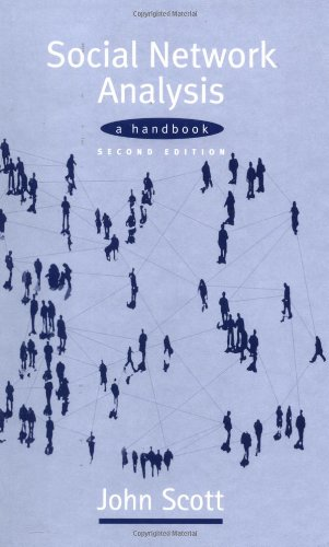 9780761963387: Social Network Analysis 2ed: A Handbook