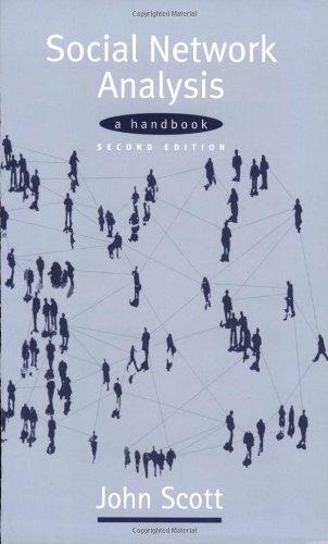 9780761963394: Social Network Analysis: A Handbook