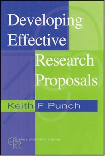 9780761963554: Developing Effective Research Proposals (Essential Resource Books for Social Research)