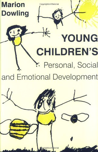 9780761963608: Young Children′s Personal, Social and Emotional Development