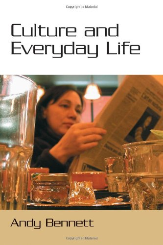 9780761963899: Culture and Everyday Life