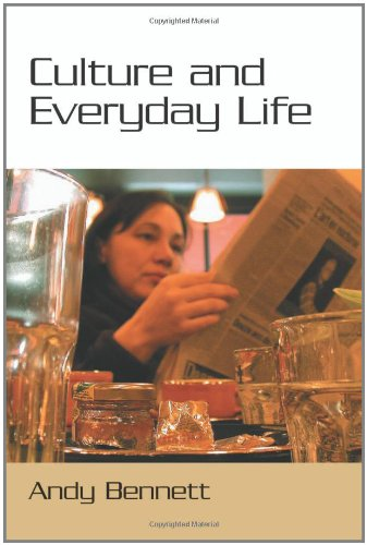 9780761963905: Culture and Everyday Life
