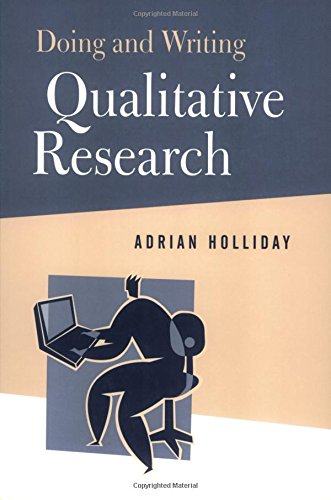 9780761963929: Doing and Writing Qualitative Research