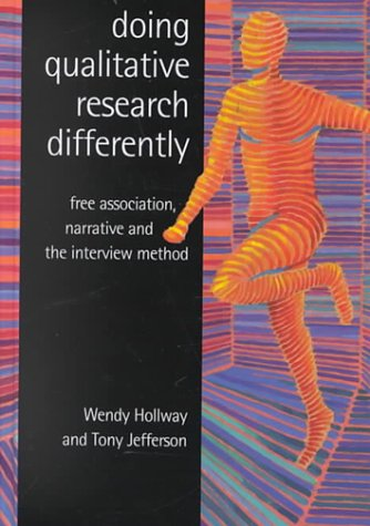 9780761964254: Doing Qualitative Research Differently: Free Association, Narrative and the Interview Method
