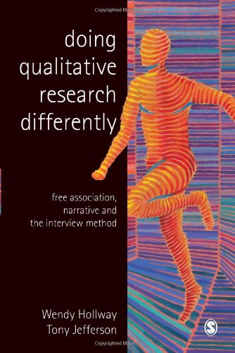 9780761964261: Doing Qualitative Research Differently: Free Association, Narrative and the Interview Method
