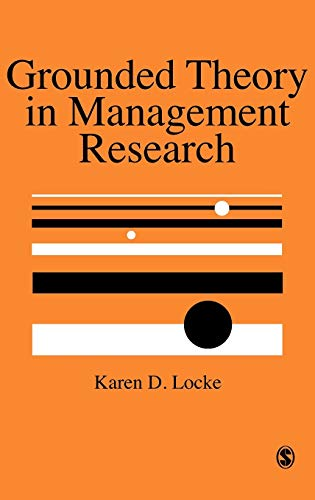 9780761964278: Grounded Theory in Management Research (SAGE series in Management Research)