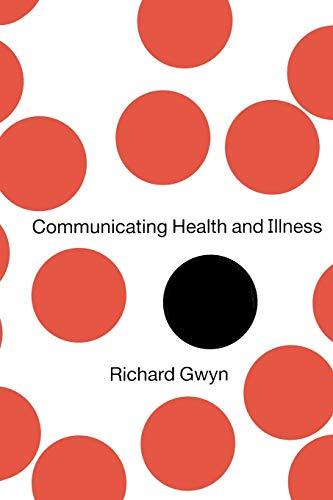 9780761964759: Communicating Health and Illness