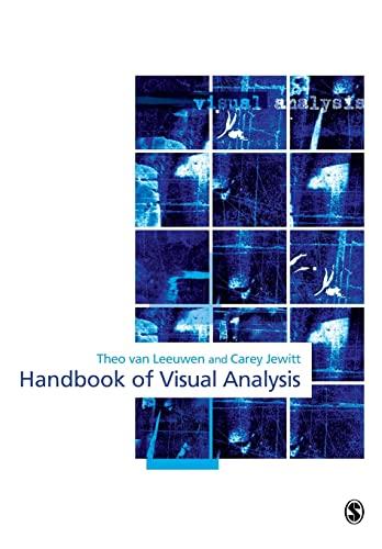 9780761964773: Handbook of Visual Analysis