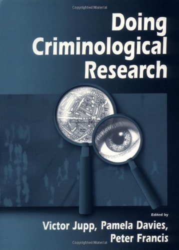 9780761965091: Doing Criminological Research