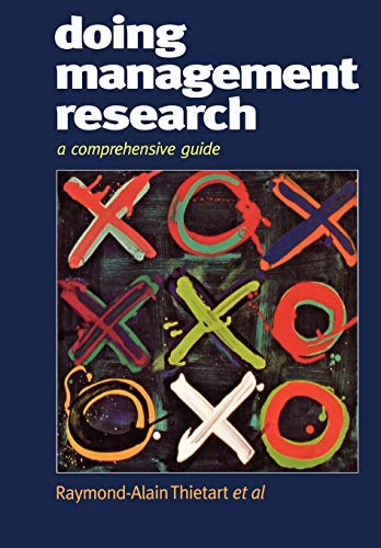 9780761965176: Doing Management Research: A Comprehensive Guide