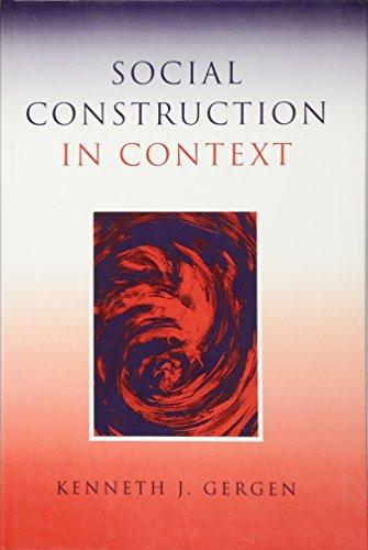 9780761965442: Social Construction in Context