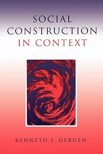 9780761965459: Social Construction in Context