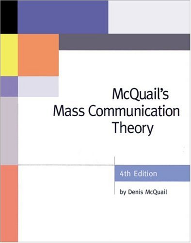 9780761965466: McQuail's Mass Communication Theory