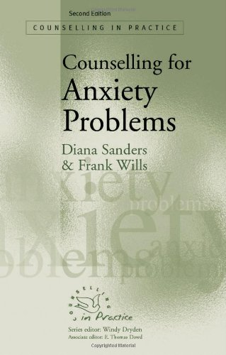 9780761965749: Counselling for Anxiety Problems (Therapy in Practice)