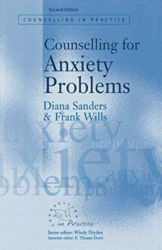 9780761965756: Counselling for Anxiety Problems (Therapy in Practice)