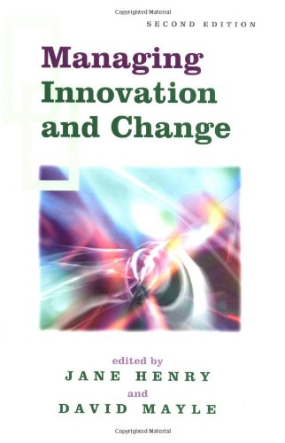 9780761966098: Managing Innovation and Change (Published in association with The Open University)
