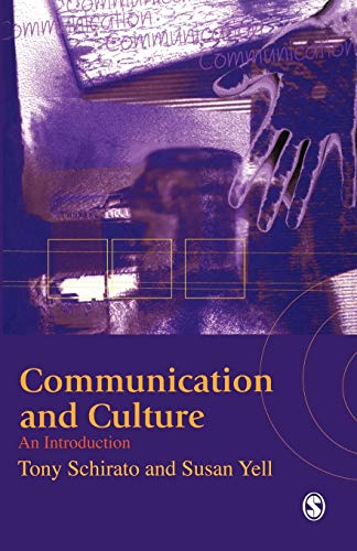 COMMUNICATION AND CULTURE. AN INTRODUCTION