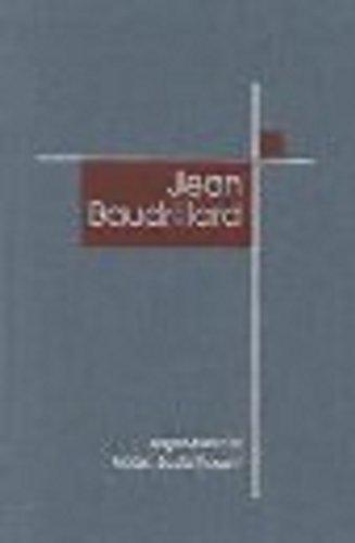 Jean Baudrillard (Hardcover)