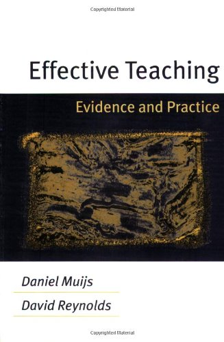 9780761968818: Effective Teaching: Evidence and Practice
