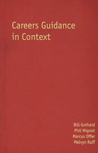 9780761969051: Careers Guidance in Context