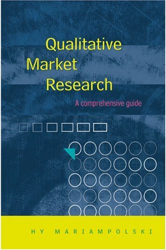 9780761969440: Qualitative Market Research
