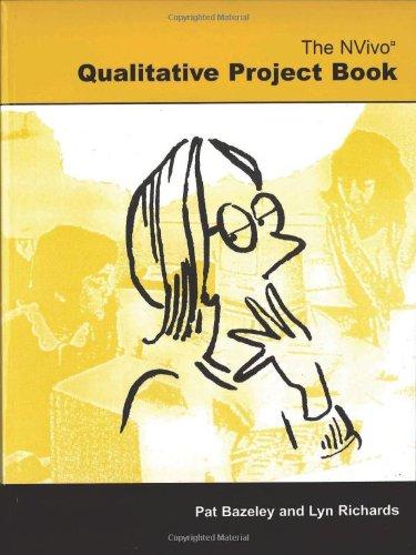 9780761969990: The Nvivo Qualitative Project Book