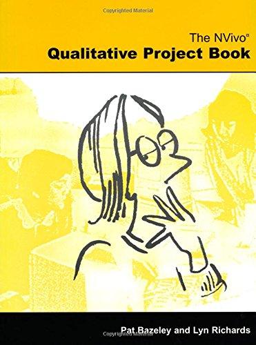 9780761970002: The Nvivo Qualitative Project Book