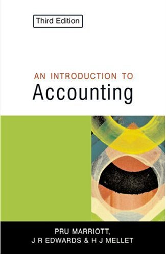 9780761970378: Introduction to Accounting (Accounting and Finance series)