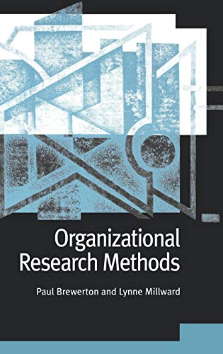 9780761971009: Organizational Research Methods: A Guide for Students and Researchers