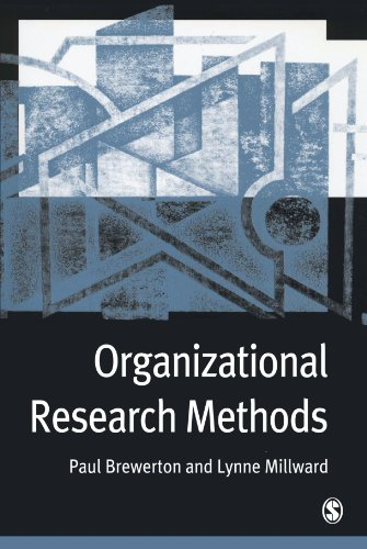 9780761971016: Organizational Research Methods: A Guide for Students and Researchers
