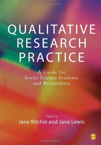 Download Qualitative Research Practice: A Guide for Social Science Students and Researchers