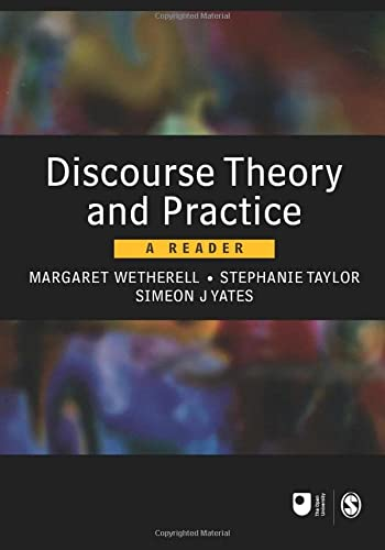 9780761971566: Discourse Theory and Practice: A Reader (Published in association with The Open University)