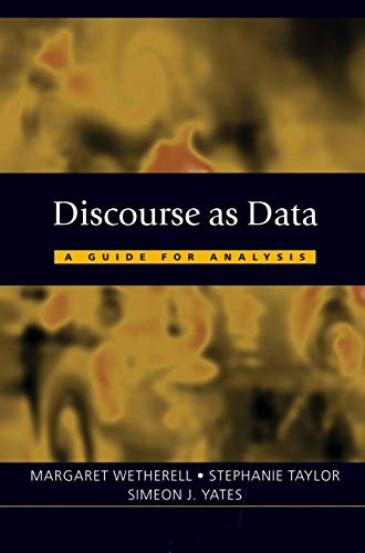 9780761971580: Discourse as Data: A Guide for Analysis (Published in association with The Open University)