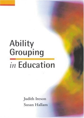 9780761972082: Ability Grouping in Education