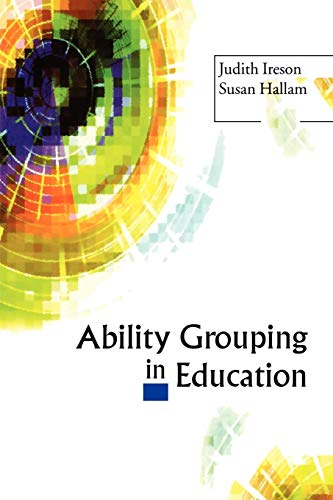 9780761972099: Ability Grouping in Education