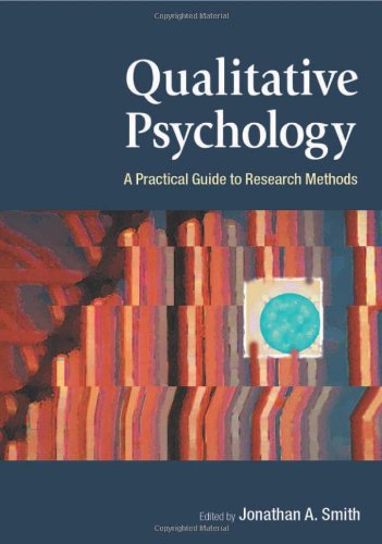 9780761972310: Qualitative Psychology: A Practical Guide to Research Methods