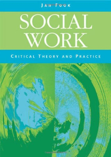 jan fook critical approach to social work 2012 pdf