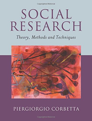 9780761972525: Social Research: Theory, Methods and Techniques