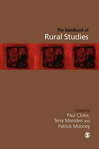 9780761973324: Handbook of Rural Studies