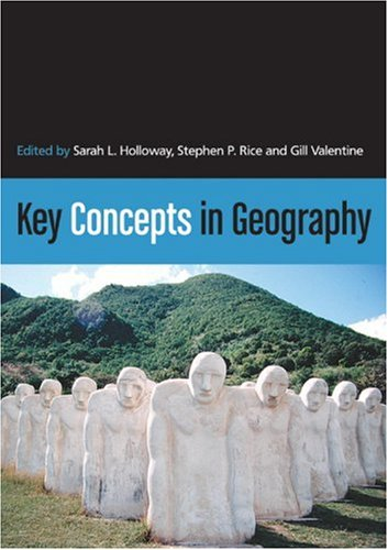 9780761973881: Key Concepts in Geography (v. 1)
