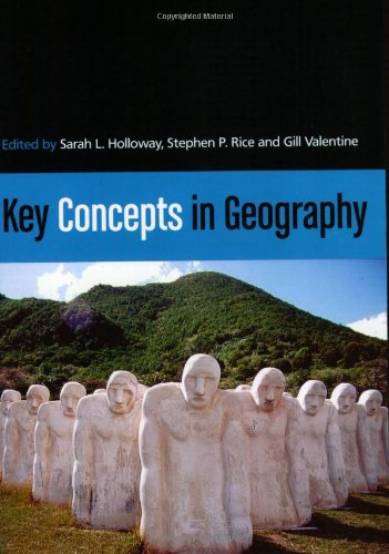 9780761973898: Key Concepts in Geography (v. 1)