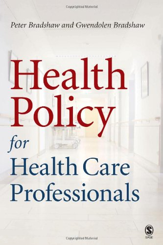 9780761974000: Health Policy for Health Care Professionals